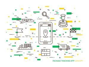 ECommerce Paket Tracking
