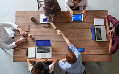 Gemeinsame Gründungen im Online-Handel haben viele Vorteile